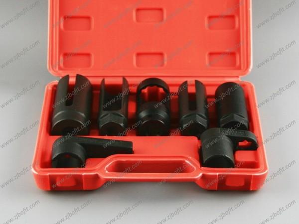 7pc Oxygen Sensor Socket Set